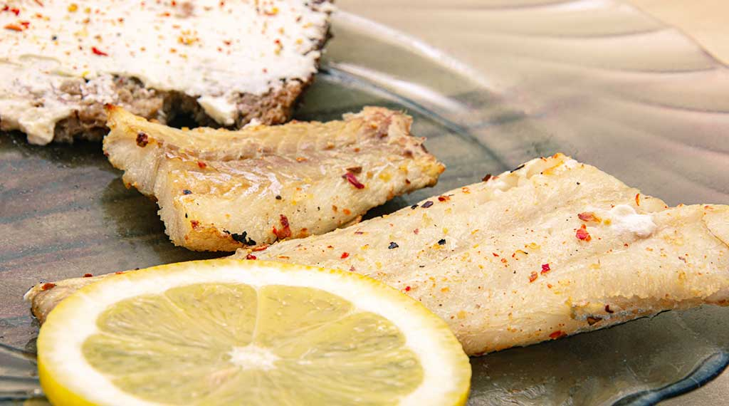 Cooking Luderick Fish Fillets