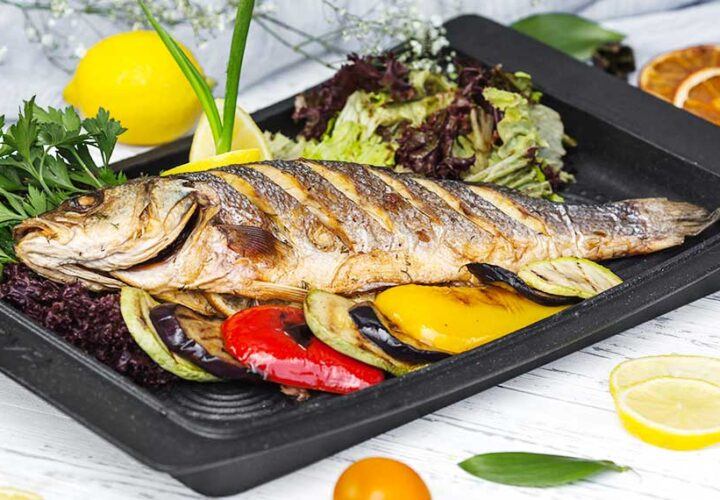 Cooking a Whole Snapper or Any Fish